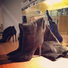 Boots day! #shoes #boots #gianvitorossi #shoponline  http://www.ekseption.es/boots-booties