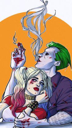 Harley Quinn and The Joker Mad Love Suicide Squad Dc Comics, Gotham City, Joker Kunst, Harley Quinn Drawing, Joker Und Harley Quinn, Daddys Lil Monster, Joker Art, Joker Comic, Madly In Love