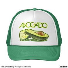 The Avocado Trucker Hat