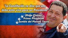 Presidente zombie