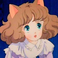 Image in anime collection by Eva on We Heart It Old Anime, Manga Anime, Anime Art, Aesthetic Anime, Aesthetic Art, Chibi, Cartoon Icons, Cute Icons, Anime Style