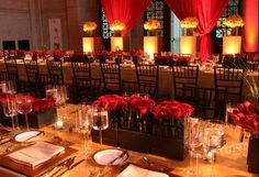 Red And Gold #wedding, #weddings, https://facebook.com/apps/application.php?id=106186096099420