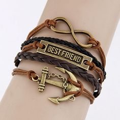 Best Friend Bracelet #every-day #fashion #other