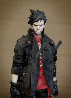 AX2: 1/6 BOOM! | Want_to_Sculpt | Pinterest
