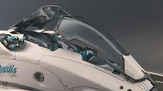 CGTalk - Thrust Challenge - final entry - Star Fighter , Carsten Stueben (3D), Carsten Stueben (3D)
