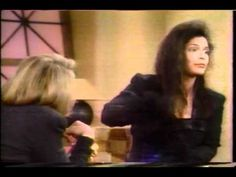 Vanity Denise Matthews Interview Joan Rivers Show 1992 Part 1 of 3 - YouTube