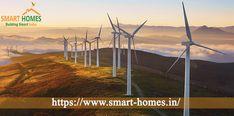 The use of alternative energy is #inevitable as fossil fuels are finite  #energysource #alternativeenergy #windenergy #renewableenergy #cleanenergy #SmartHomesInfrastructurePvtLtd #Dholera  #greencity  contact us: +91 7096961243,7042878445