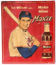 Moxie Soda Bottle Label Pop Two Different Designs New Old Stock Cola