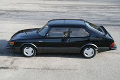Saab 900 Turbo Aero Coupe '85