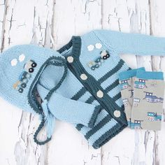 baby boys newborn vintage style choo choo train sweater and hat set with legwarmers