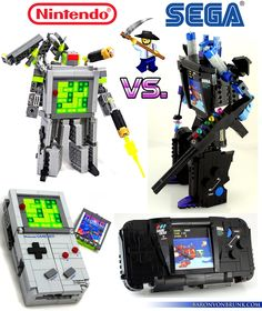 "vs by ""Baron"" Julius von BrunkYou can find Physics and more on our website.vs by ""Baron"" Julius von Brunk Robot Lego, Lego Lego, Lego Transformers, Lego Universe, Lego Machines, Amazing Lego Creations, Lego Pictures, Lego Craft, Lego Mechs"