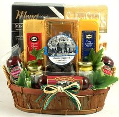 It's A Guy Thing, Gift Basket For Men