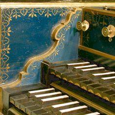 Harpsichords at St Cecilia's