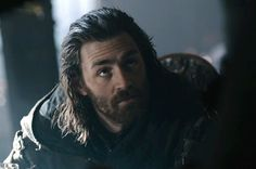 Matthew McNulty as Lucien Grimaud in The Musketeers BBC