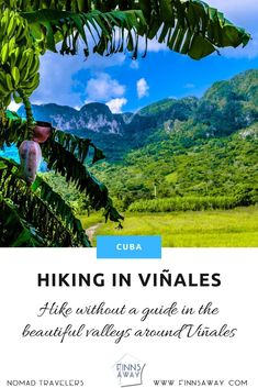 How to go hiking in Viñales valley without a guide or tour. Hike routes, other activities and travel information about Viñales in western Cuba. Vinales, Fly To Cuba, Cuba Culture, Cuba Beaches, Visit Cuba, Cuba Travel, Go Hiking, Beautiful Sunrise, Travel Information