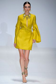 Gucci fashion show spring/summer 2013