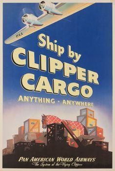 clipper cargo