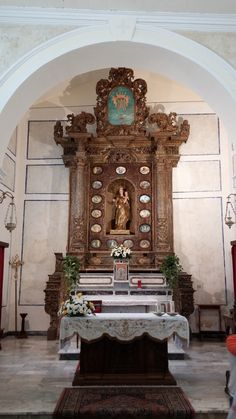 """Belvedere Marittimo (CS) - Chiesa di San Giacomo Apostolo il Maggiore, denominata anche """"Madonna del Rosario"""" è il più antico dei luoghi di culto latini."""