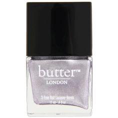 Butter London Metallic Nail Polish $15