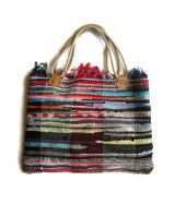 Bohemian kilim bag shopper