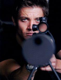 Jeremy Renner SWAT