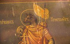 Ancient Egyptian Religion, Saint Christopher, Anubis, Medieval Art, Christianity, Mystery, Saints, Bible, Hermes
