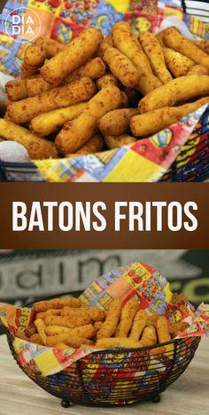 Batons Fritos