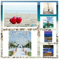"""Dear Happy Couple,  Here are some helpful links that will transform your plans into a beautiful and cherished memory!  Your Friend & Dedicated Travel Agent, Michele... XOXO   """"Wedding Day Calendar"""" and """"Honeymoon Registry"""" http://www.cruiseplannersworldtour.com/pages/registry  """"Romance Travel"""" http://www.cruiseplannersworldtour.com/page/15539-Romance%20Travel"""