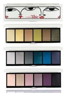 mac isabel and ruben toledo collection swatches - Google Search