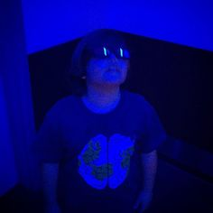 #StarTours was another of his favorite rides in #Tomorrowland. He looks pretty sweet in those #shades. ;) #Disneyland #actuallyautistic #starwars #familytime #bluelight #inclusion #happy #3dglasses #Disney #Neurodiversity #Tshirt #ASAN #thinkgeek #mybabyisglowing #lovethiskid #communityinvolvementprogram #guestassistancepass #autismsocietysandiego #disneymagic by fragmentedperfection