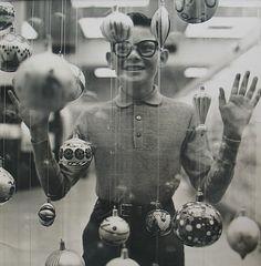 Christmas boy by Richard Avedon