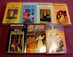 Piers Anthony, Incarnations of Immortality