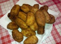 Croquetas para #Mycook http://www.mycook.es/cocina/receta/croquetas