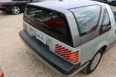 Nissan Pulsar with wagon hatch option. As seen at the June 2016 Cars and Coffee show in Austin TX USA.