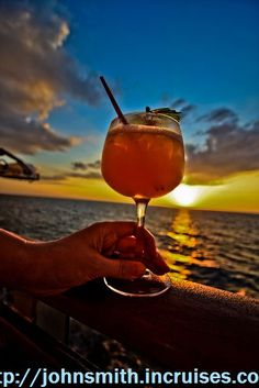 🔺🔺🔺 Get a cruise 🚢🚢🚢 for half price or even for free!❤❤❤ Real deal!🌎🌎🌎 CLICK for more details.🌎🌎🌎 Every hour on a Fun Ship is Happy Hour. Oh yum! The ooo-LA-la. My best friend won the mixologist contest on our cruise aboard Elation to Cozumel! Good Time