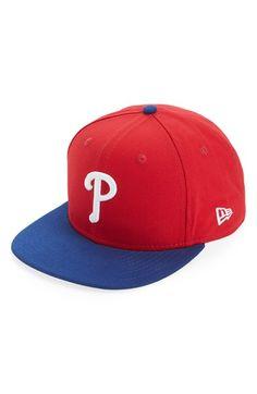 New Era Cap  Shore Snapper - Philadelphia Phillies  Snapback Baseball Cap  Techos 1e6948e6dc8
