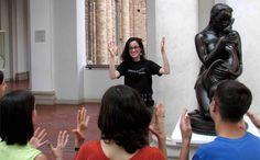 """A partir do dia 17 de maio, o público surdo que visita a Pinacoteca do Estado de São Paulo, instituição da Secretaria de Estado da Cultura, também poderá conhecer parte do acervo do museu por meio de uma contação de histórias em Libras (Língua Brasileira de Sinais). Intitulada """"As mãos constroem histórias"""", a novidade possibilitará...<br /><a class=""""more-link"""" href=""""https://catracalivre.com.br/sp/agenda/gratis/pinacoteca-de-sao-paulo-lanca-contacao-de-historias-em-libras/"""">Continue lendo…"""