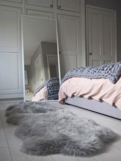 Scandinavian Inspired Bedroom | Lust Living