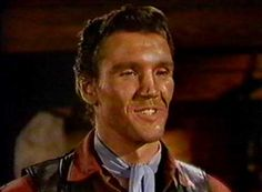 "David Canary portrayed ""Candy"" Canaday, the honorary foreman of the Ponderosa…"