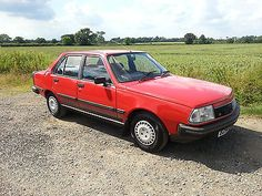 1985 Renault 18 Ts. 1 Owner From New, Good Condition, Long Mot. Retro Classic  - http://classiccarsunder1000.com/?p=87486