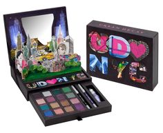 Urban Decay NYC pop up box