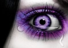 purple eye contacts - Bing Images