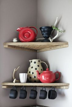 HOW TO: Coffee Bar at Home