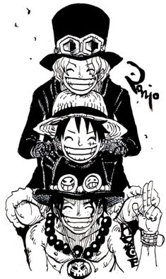 One Piece: Learn to draw Sabo with nyaponi - Gekiga Manga One Piece Manga, One Piece Comic, One Piece Ace, One Piece Drawing, One Piece Luffy, One Piece Tattoos, Pieces Tattoo, Manga Anime, Anime Art