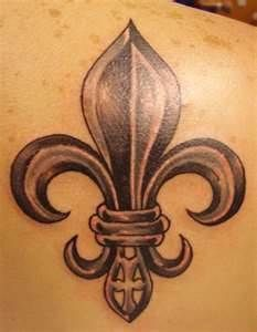 Image Search Results for fleur de lis tattoo