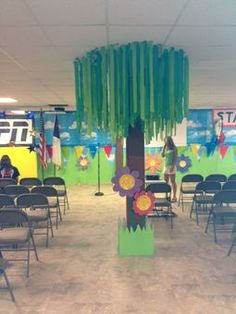 fake tree houses for journey off the map vbs - Google Search