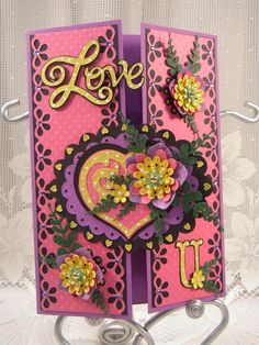 Love You Valentine - Scrapbook.com