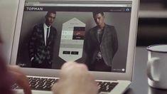 TOPMAN Personal Shopping Google+ Hangout Appointments Work Fashion, Fashion Advice, Digital Campaign, Google Hangouts, Personal Shopping, News Online, Appointments, Shopping Service, Retail