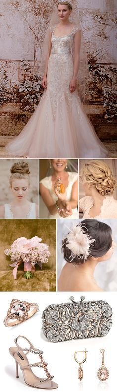 Bridal Style Inspiration from Fall 2014 Bridal Market