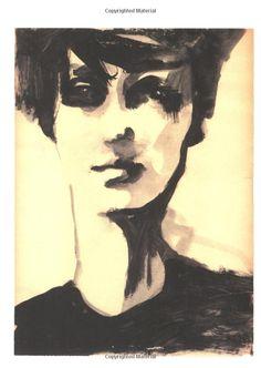 100 Girls on Cheap Paper: Drawings by Tina Berning: Amazon.co.uk: Tina Berning: Books
